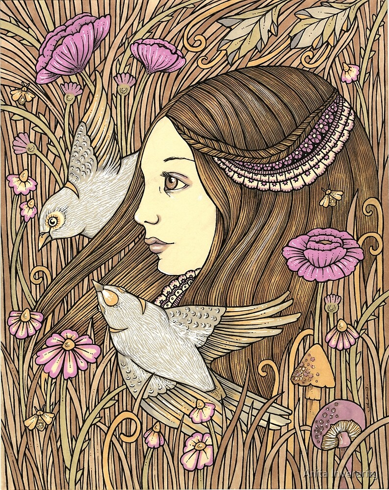 Gaia's Daughter by Anita Inverarity