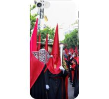 Penitents of Holly Thursday iPhone Case/Skin
