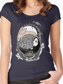 The Witching Hour Women's Fitted Scoop T-Shirt