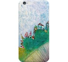 Among hills iPhone Case/Skin