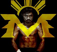 Manny the boxing king by chiloy