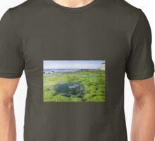 Back Beach - Lyme Regis Unisex T-Shirt