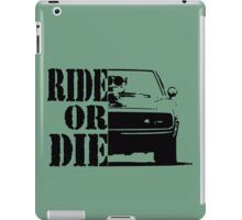 F&F iPad Case/Skin