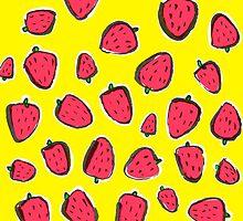 Fresas de primavera by ssananikone