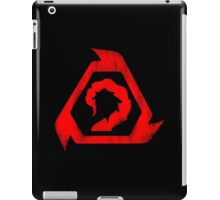 Nod - Grunge iPad Case/Skin
