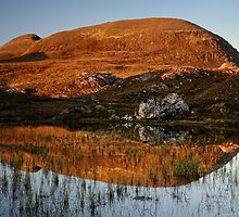 Last Light, Torridon by Thomas Peter