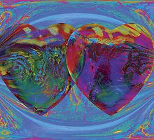 The Energy of Love by Miguel Dominguez