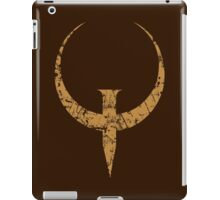 Quake - Bronze iPad Case/Skin