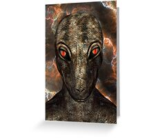 ET - 18 Greeting Card