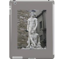 ITALIAN SCULPTURE iPad Case/Skin