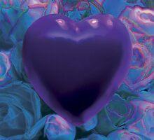 Purple Passion by Miguel Dominguez