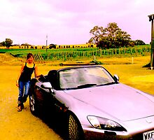 S2K Winery Tour by Redmoose