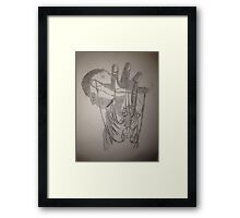 Puppet Master  Framed Print
