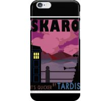 SKARO QUICKER BY TARDIS iPhone Case/Skin