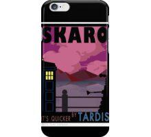 SKARO QUICKER BY TARDIS iPhone Case/Skin