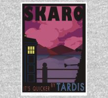 SKARO QUICKER BY TARDIS One Piece - Short Sleeve
