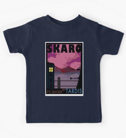 SKARO QUICKER BY TARDIS Kids Clothes