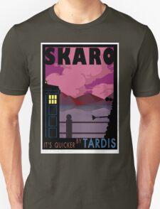 SKARO QUICKER BY TARDIS Unisex T-Shirt