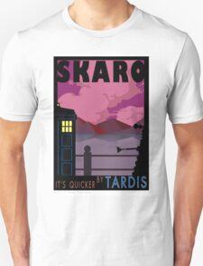 SKARO QUICKER BY TARDIS Unisex T-Shirt