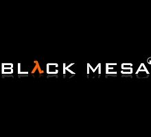 Black Mesa by GunsNRoses54