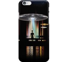 The Visitors iPhone Case/Skin