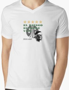Pvt. Vasquez Mens V-Neck T-Shirt