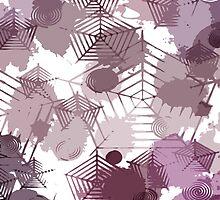 Spider net by RosiLorz