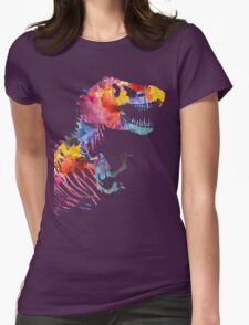 Funkosaurus Rex Womens Fitted T-Shirt