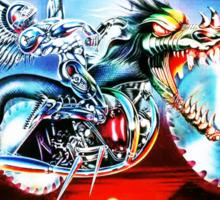 Judas Priest Painkiller Sticker