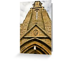 St Mary of the Angels. Greeting Card