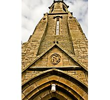 St Mary of the Angels. Photographic Print