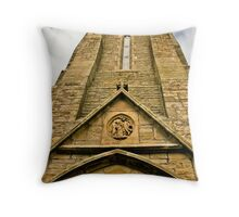 St Mary of the Angels. Throw Pillow