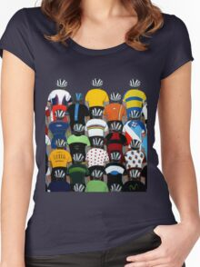 Maillots 2015 Shirt Women's Fitted Scoop T-Shirt