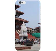 Durbar Square, Kathmandu. iPhone Case/Skin