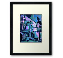 Coming Home 1.1 Framed Print