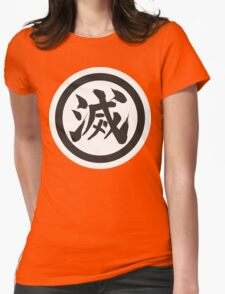 Ryuball !!! Womens Fitted T-Shirt