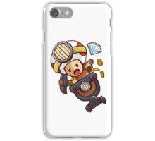 The Mushroom Adventurer iPhone Case/Skin