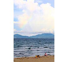 The Rainbow over the Islands - Hoi An, Vietnam. Photographic Print
