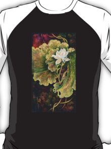 """In Search of the Lost Identity"" from the series ""In the Lotus Land"" T-Shirt"
