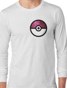 Glitter Pokemon Long Sleeve T-Shirt