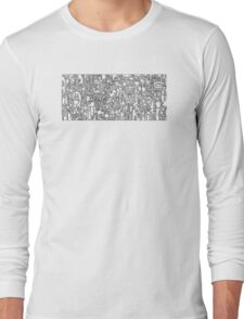 Robot Society Long Sleeve T-Shirt
