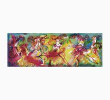 CARNIVAL BALLET / Venetian Masquerade,Dance Music One Piece - Short Sleeve