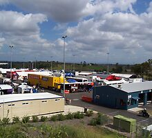 Western Sydney International Dragway by mamastoyracing
