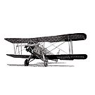 Curtiss Fledgling Junior by RikReimert