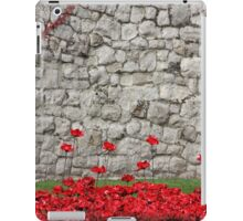 Blood swept Lands and Seas of red #5 iPad Case/Skin