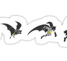 Evolution of the Bat Sticker