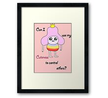 Cute2 Framed Print