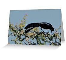 TREE DWELLERS SER 9 Greeting Card