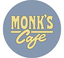 Monk's Cafe Photographic Print