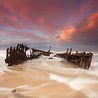 Ocean's Fury by Ben Messina